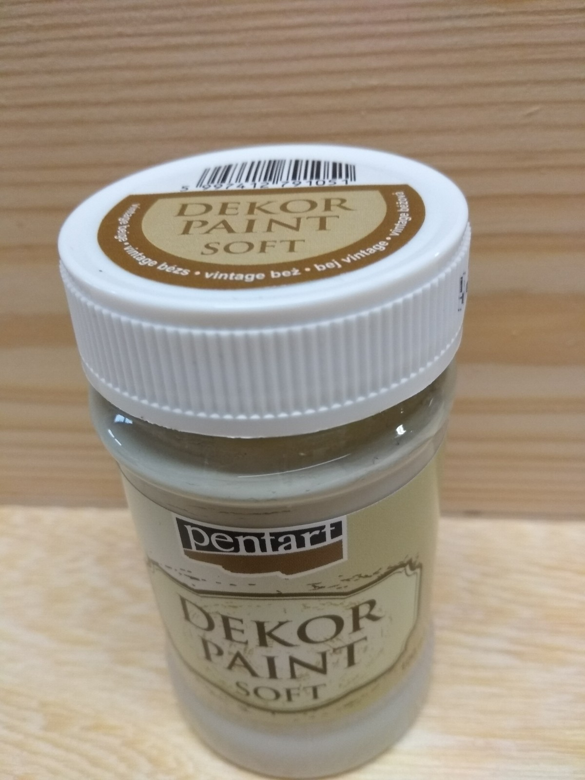 Dekor Paint Soft 100 ml vintage béžová
